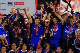 Guillermo Marino, Universidad de Chile, Copa Sudamericana 2011, divisiones menores, Miguel Ponce