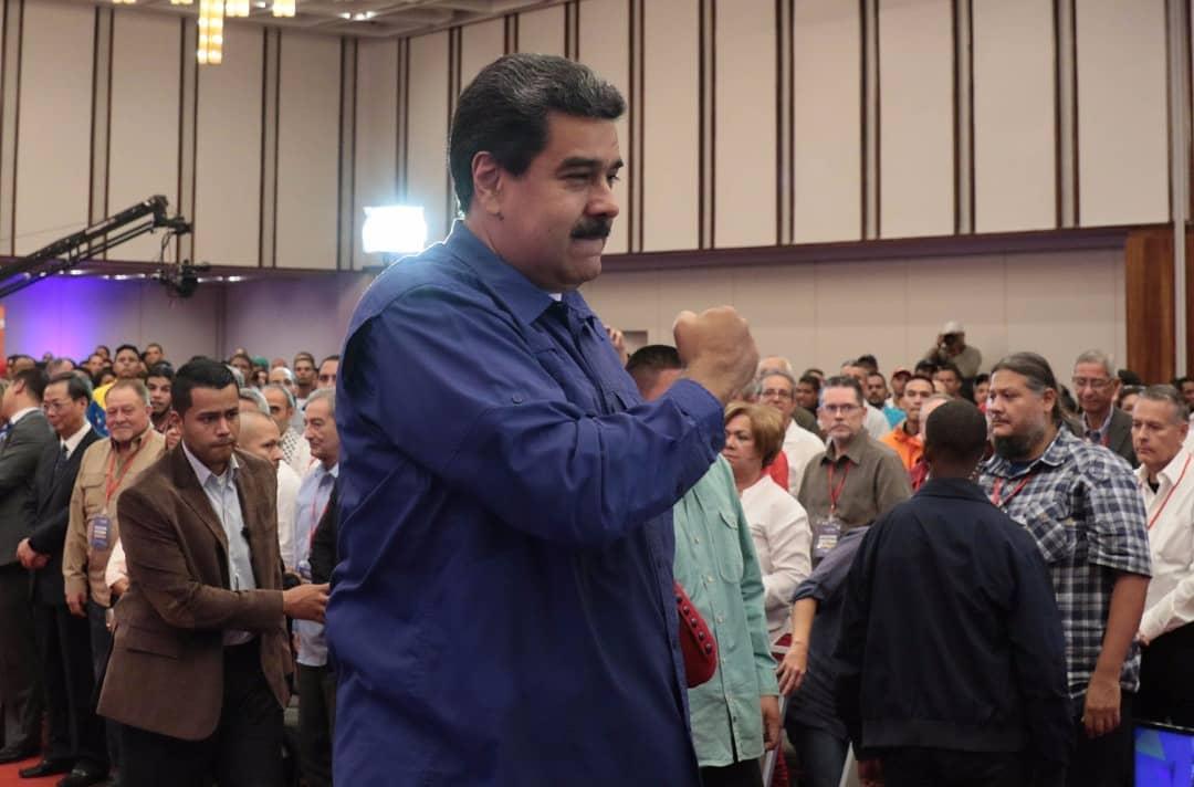 Nicolás Maduro, posible atentando, ataque explosivo, drones, Venezuela