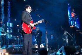 Álvaro Henríquez, volvió a los escenarios, Café Tacvba, Gran Arena Monticello, Déjate Caer, trasplante de hígado