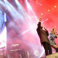 [VIDEO] ¡Adiós de corazón! Lucho Gatica homenajeado en gira Teletón